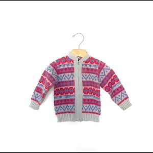Vintage Knit Christmas Sweater